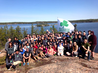 Grad Retreat - May 2015
