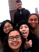Grad Scavenger Hunt - November 2013