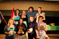 Athletic Awards - June 10, 2014