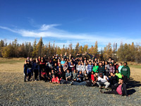 Grade 9 Retreat - Sep 2016